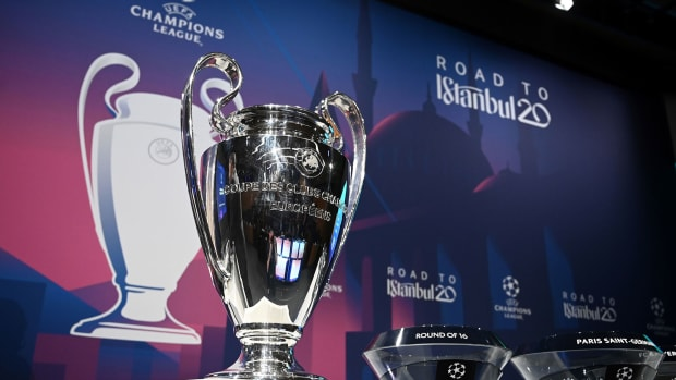 The Champions League final is still slated for Istanbul