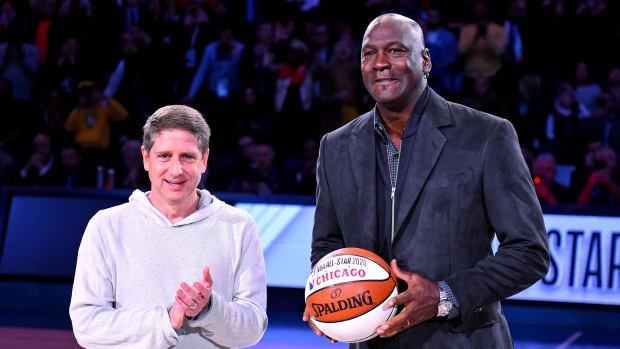 Michael Jordan reportedly decided for the footage from his last Bulls season to be used after the Cavaliers won in 2016.