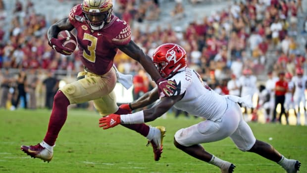 Cam Akers 5