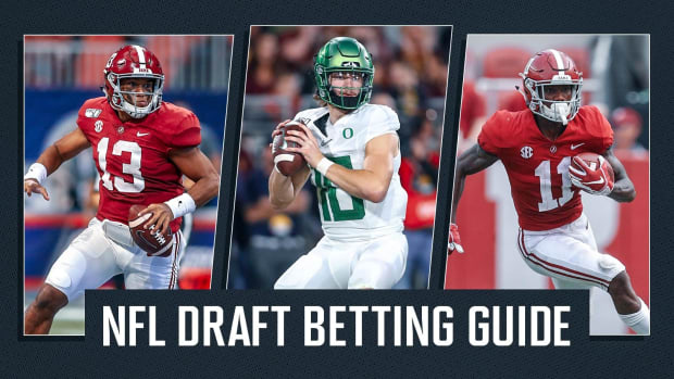2020 nfl draft betting props