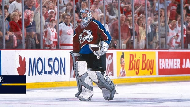 This Day in Sports History: Patrick Roy Plays Final Game