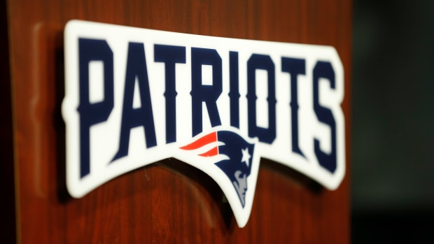 New Patriots kicker Justin Rohrwasser says his tattoo does not represent a militia group.