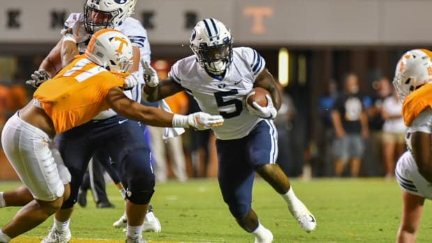 Ty'Son vs Tennessee