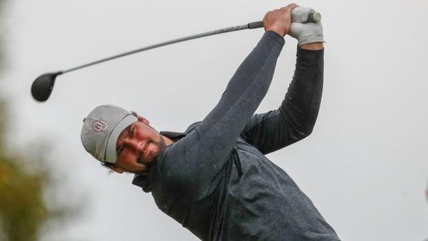 OU Men's golf 1