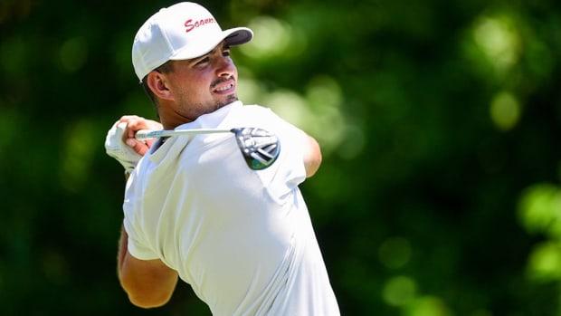 Oklahoma golfer Quade Cummins