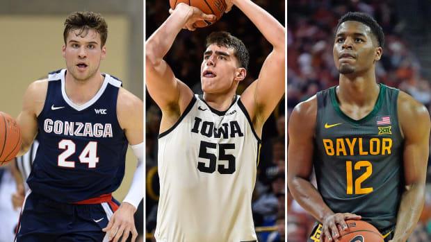 NBA draft decisions 2020 schools players