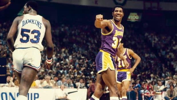 This Day in Sports History- Magic Johnson