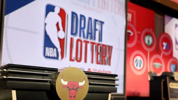 Draft Lottery thumb