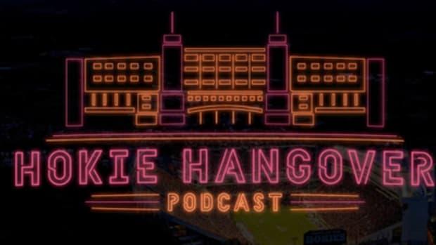 Hokie Hangover Podcast Logo
