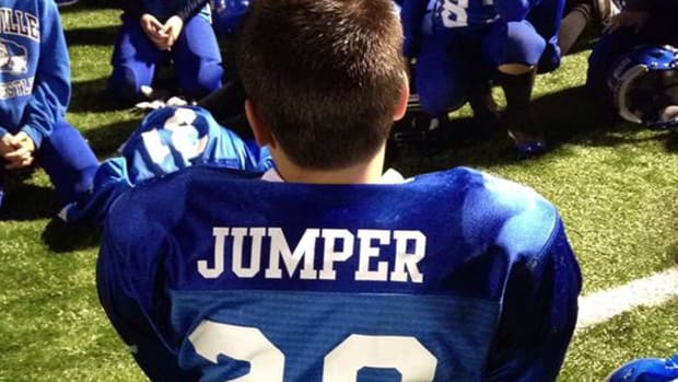 Caden Jumper I Just Wanted to be a Running Back