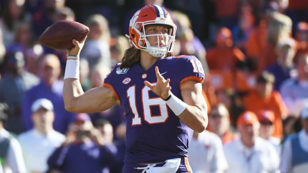 Trevor Lawrence Thumb