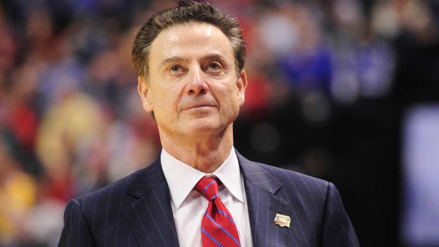 Rick pitino ncaa notice of allegations