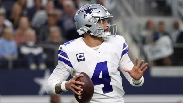 DALLAS VOWBOYS DAK PRESCOTT