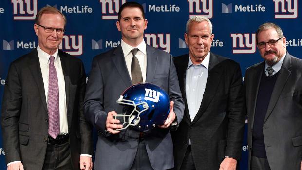 Giants Joe Judge thumb