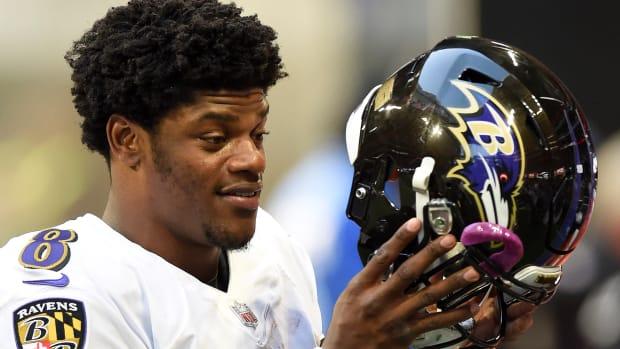 Baltimore Ravens_Lamar Jackson Thumb