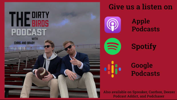 Dirty Birds Podcast Episode 15