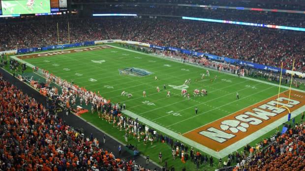 college football pat forde ross dellenger