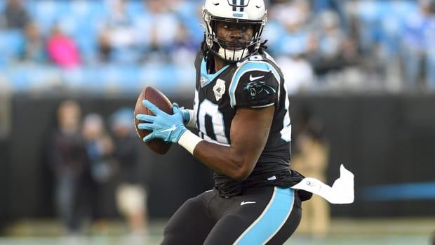 Ian Thomas, Carolina Panthers