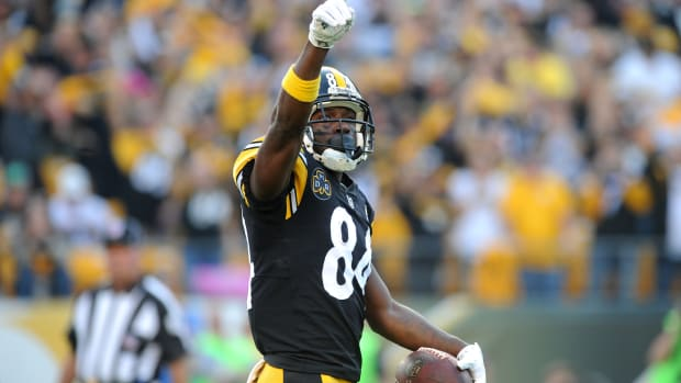 best-wide-receivers-pittsburgh-steelers-history