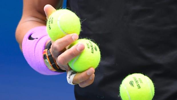 dr brian hainline coronavirus tennis usta beyond the baseline