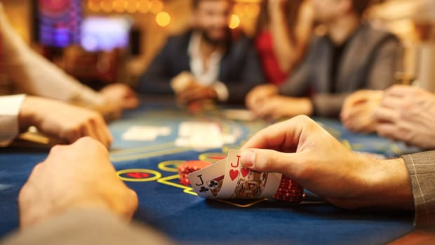poker thumb