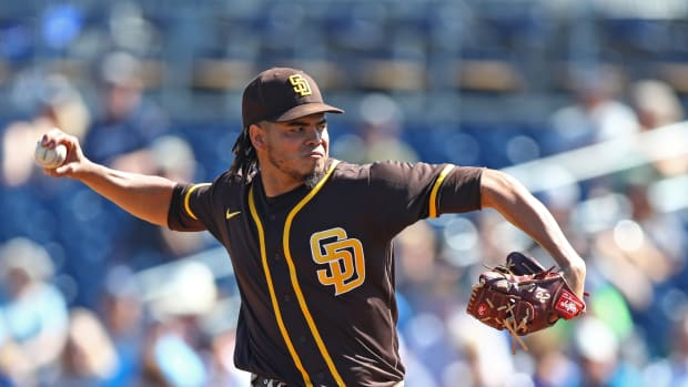 Dinelson Lamet, San Diego Padres