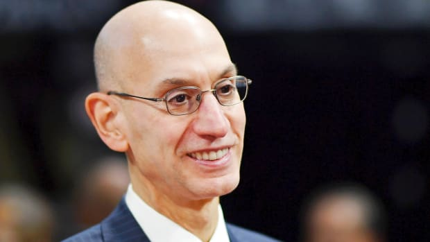 nba season resume coronavirus adam silver