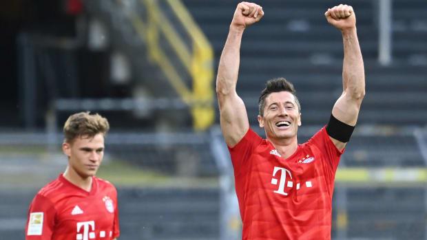 Lewandowski-Kimmich-Dortmund-Bayern-Munich