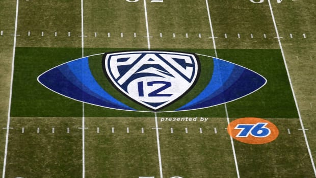 Pac-12 football logo