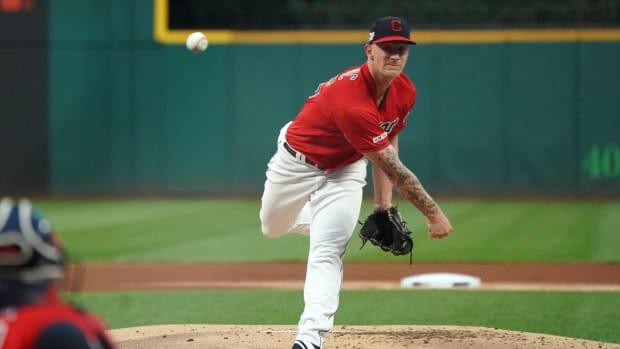 Zach Plesac, Cleveland Indians