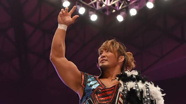 Hiroshi Tanahashi waves