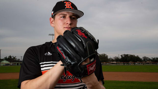 Refugio High School pitcher Jared Kelley has been named the Gatorade National Baseball Player of the Year.