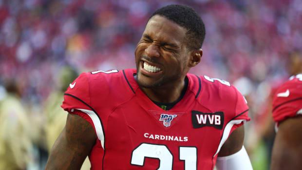 Arizona Cardinals cornerback Patrick Peterson