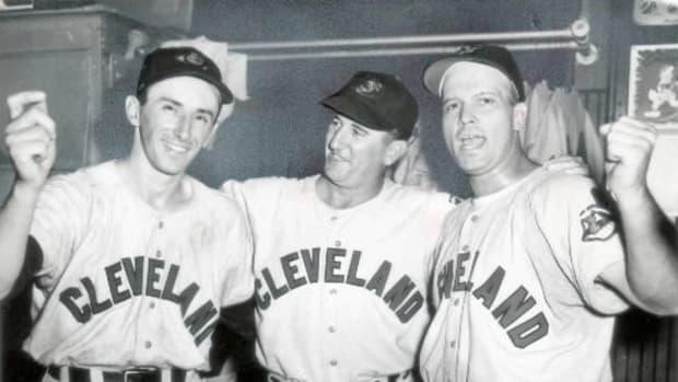 1950 Cleveland Indians