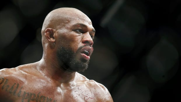 Jon Jones said he plans to revoke his UFC title after compensation disputes with Dana White.