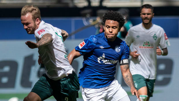 Weston-McKennie-George-Floyd-Armband
