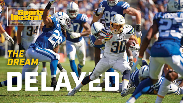 Austin Ekeler's underdogs story for the Los Angeles Chargers