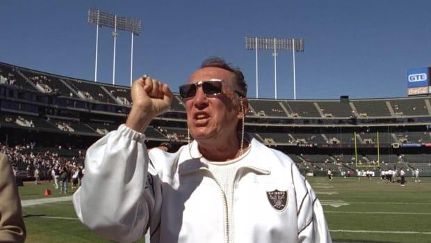 Al Davis, Raiders