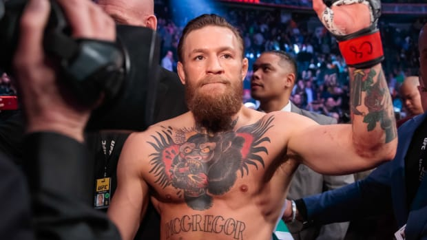 conor mcgregor retires for the third time from ufc