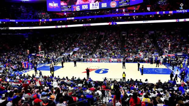 When Will Philadelphia 76ers Begin Playoffs in Orlando?