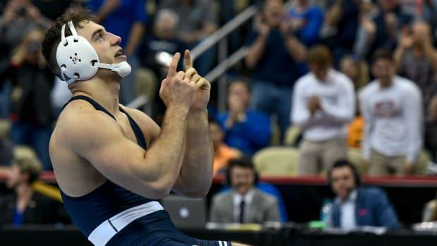 Anthony Cassar 2019 NCAA championships