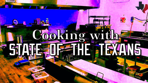 COOKINGWITH THE TEXANS - GRAPHIC
