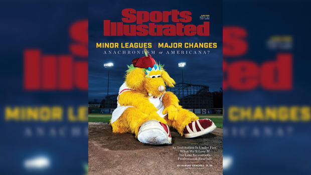 Sports Illustrated Cover June