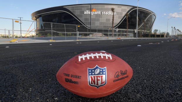 Allegiant Stadium in Las Vegas will host the 2021 Pro Bowl.