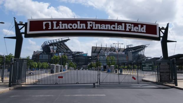 Lincoln Financial Field could be used during Eagles' training camp