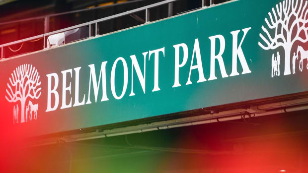 belmont thumb