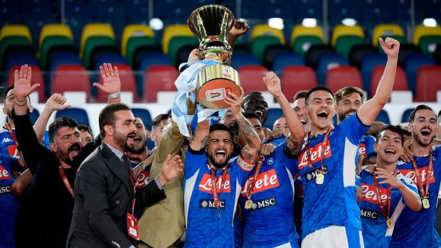 Juventus Vs Napoli Live Stream Watch Coppa Italia Final Online Tv Sports Illustrated