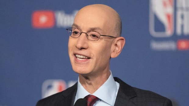 adam silver league resume
