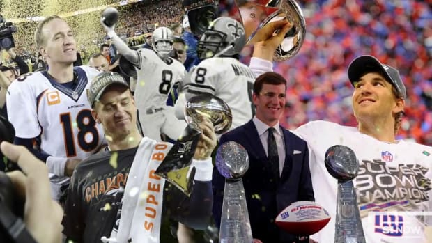 Arch Manning Peyton and Eli's nephew could be best QB of the