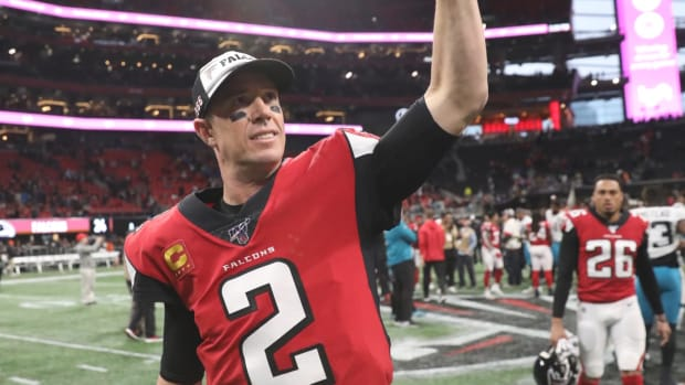 Matt Ryan Thumb